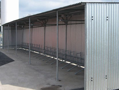 AX2 Cycle Shelter product image