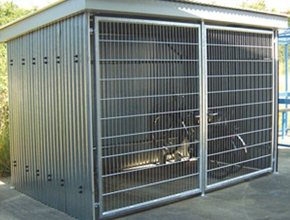 AX3 Cycle Shelter product image
