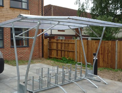 T20 Cycle Shelter product image