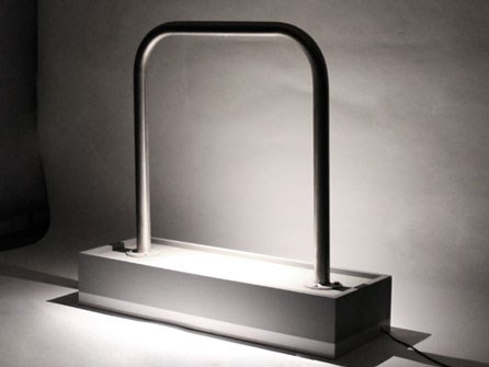 AUTOPA launches the UK's first ever Illuminated Sheffield Cycle Stand article image