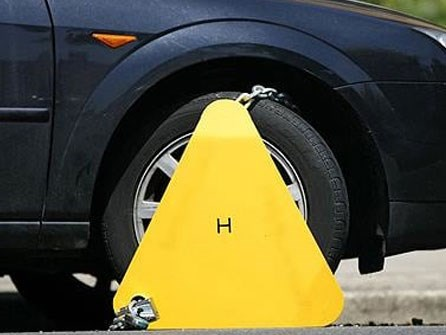 Wheel Clamp Ban - Are You Ready? article image