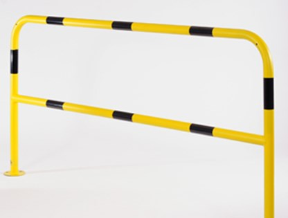 Perimeter Barrier | Hooped Barrier High-Vis product image
