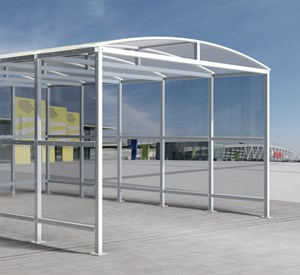 Double Trolley Shelter banner image