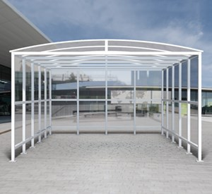Double Trolley Shelter product image