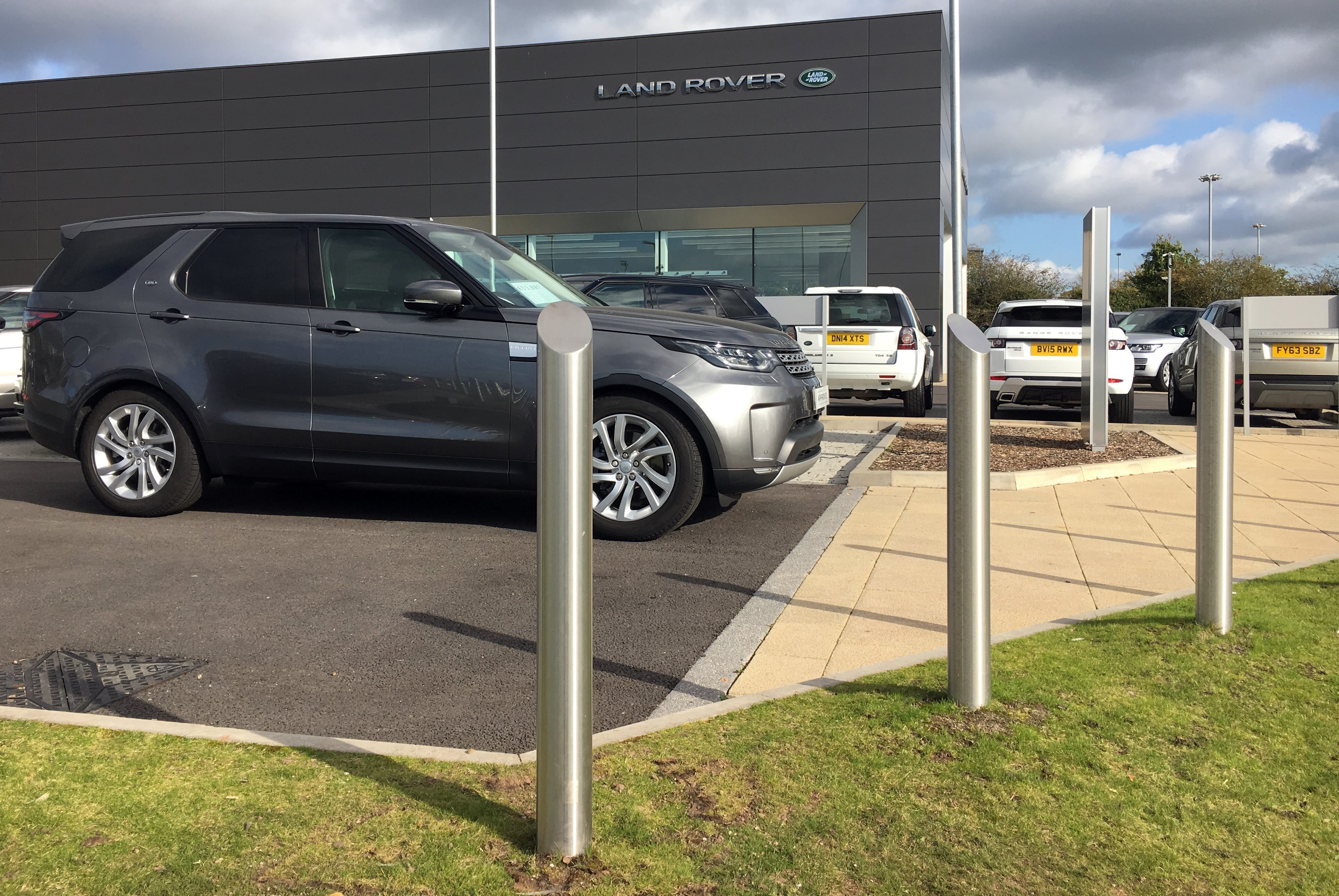 Land Rover Stafford gallery image