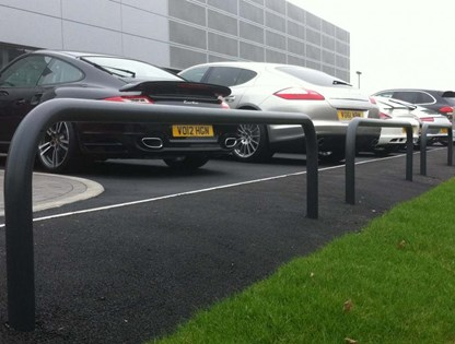 Porsche, Solihull case study image