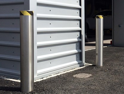 Plain Bollards (Galvanised or Stainless) cover image