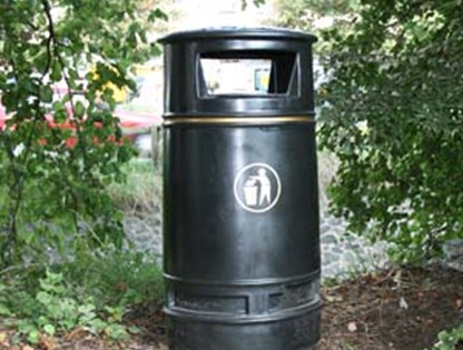 Litter Bins cover image