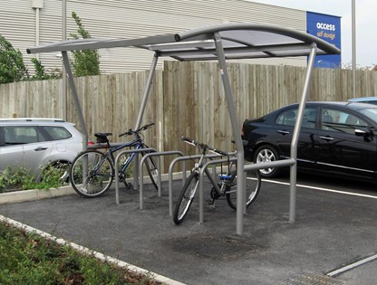 Canterbury Cycle Shelter product image