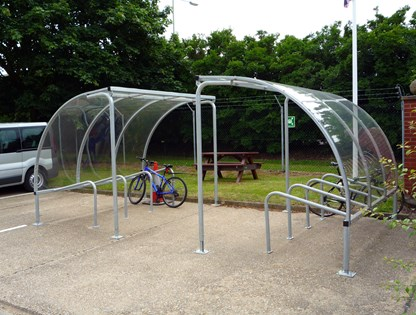 VS1 Cycle Shelter product image