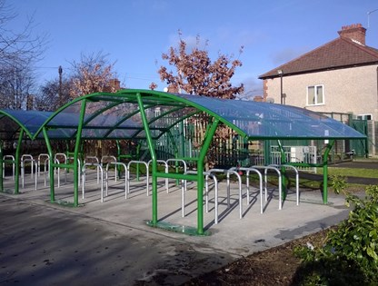 Cambourne Cycle Shelter product image