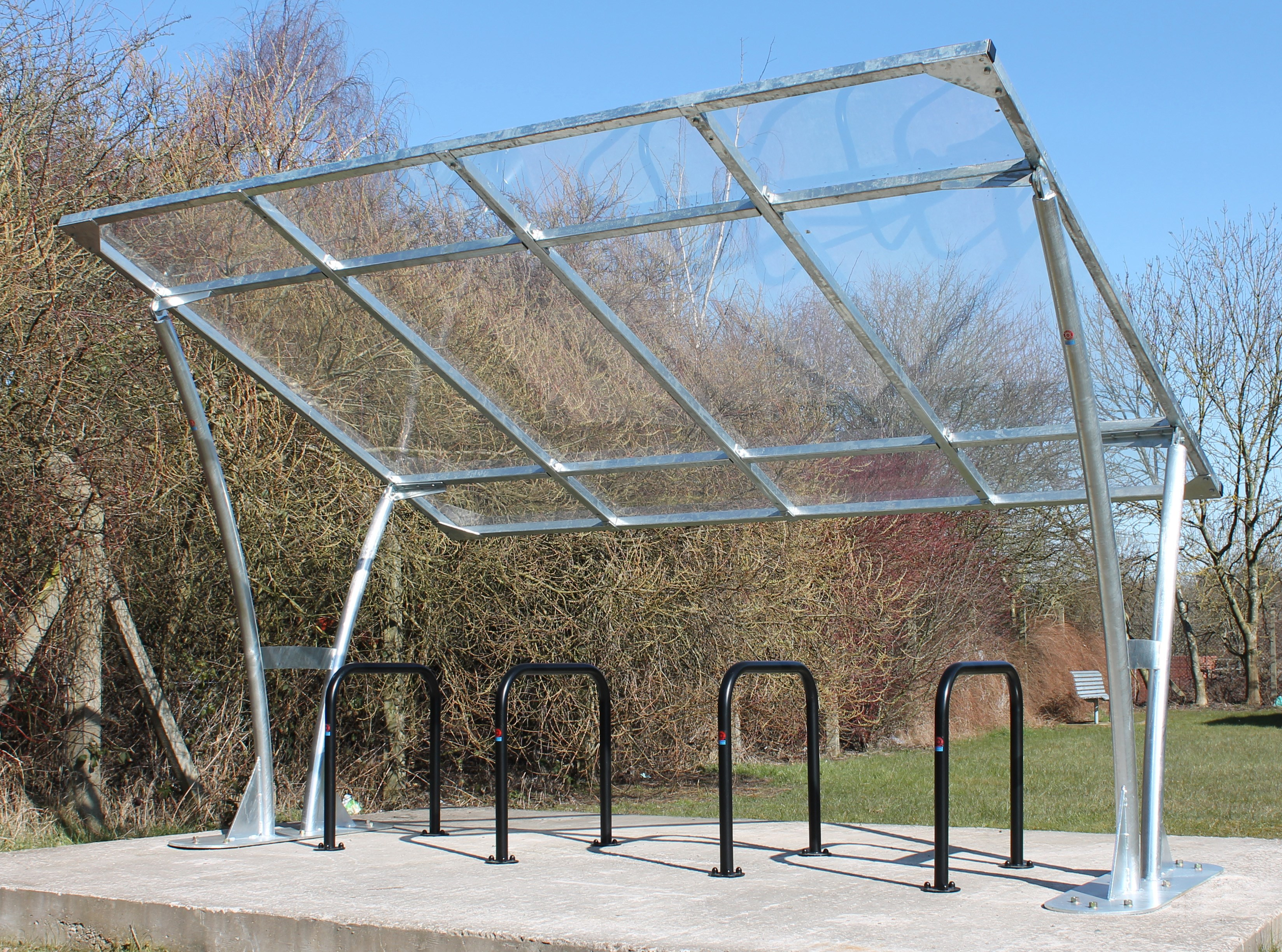 Quernmore Cycle Shelter product image