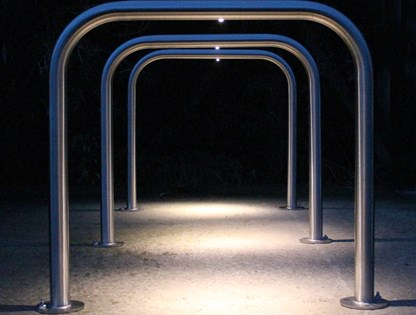 Illuminated Sheffield Cycle Stand product image