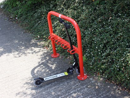 Kids Scooter Rack (Single Sided) product image