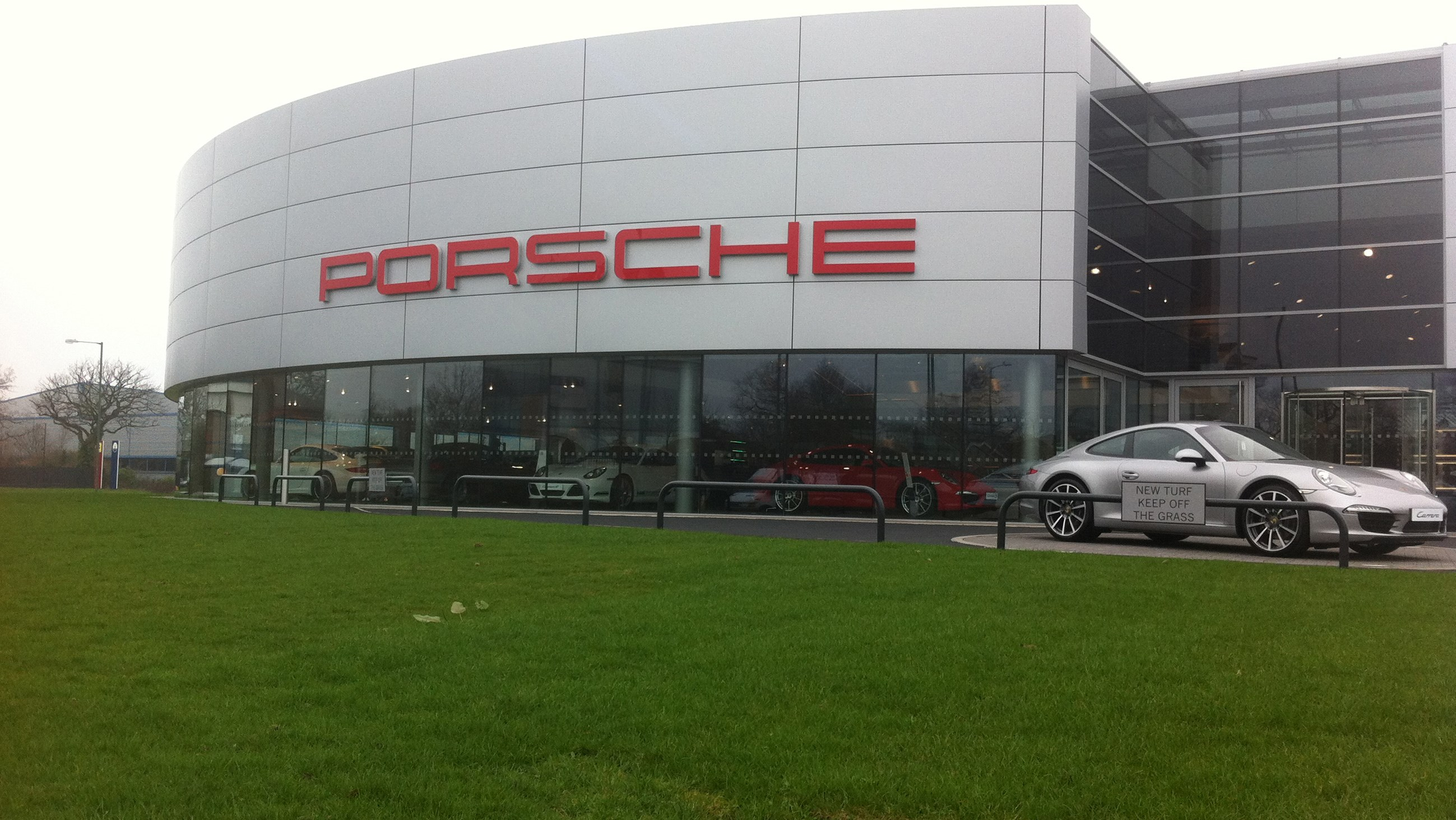 Porsche, Solihull gallery image