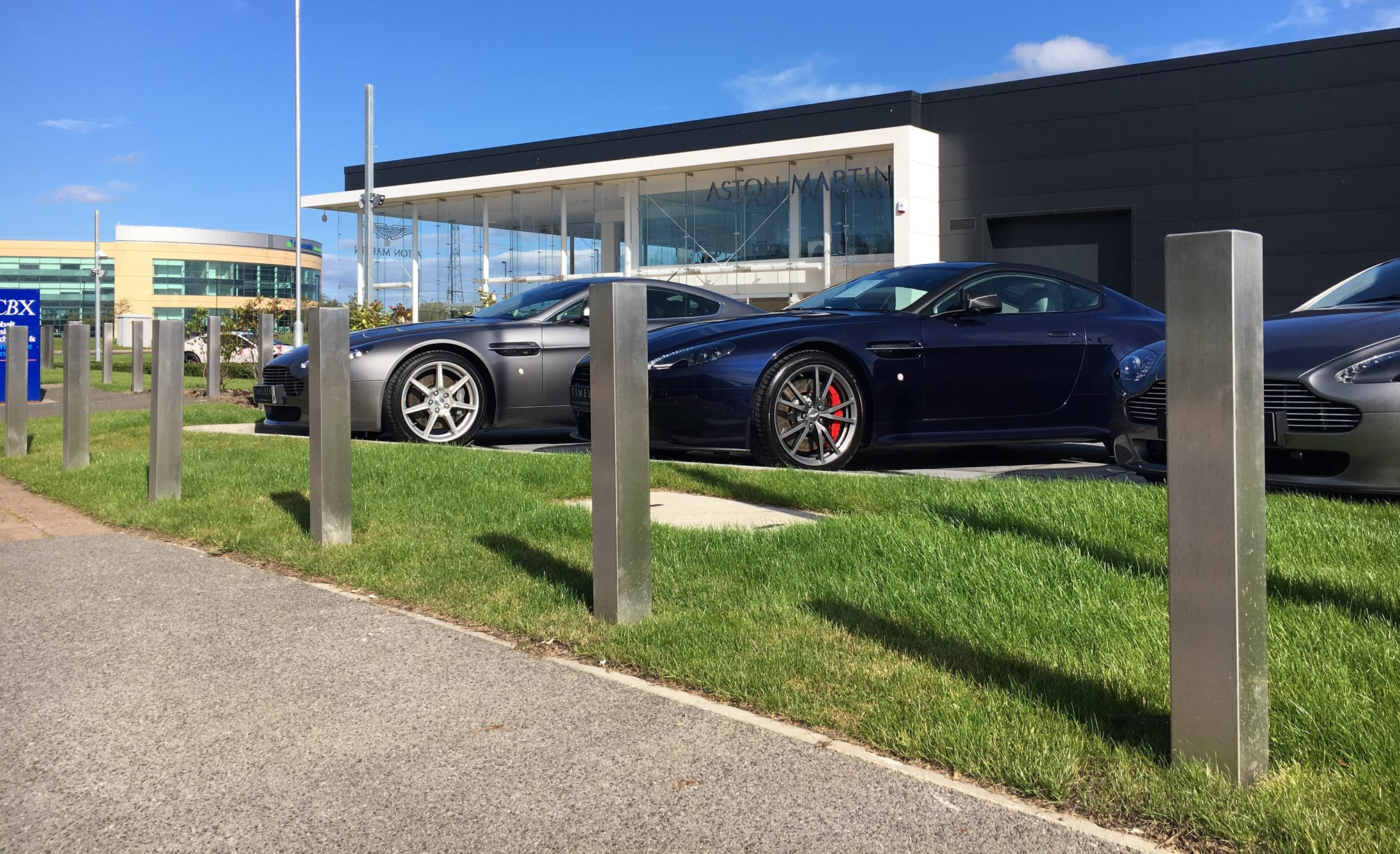 Aston Martin, Newcastle case study image
