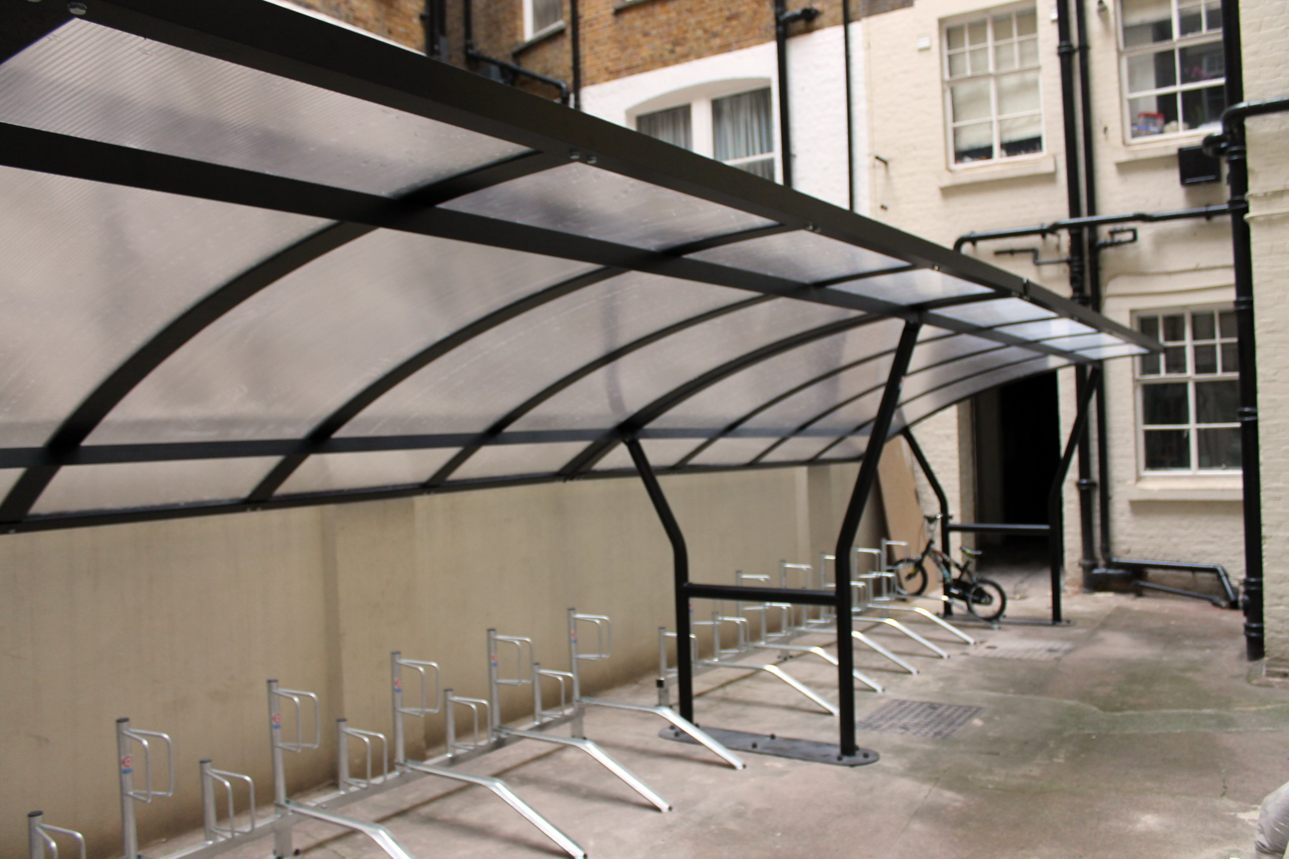 AUTOPA Cycle Storage installed a Clive Court article image