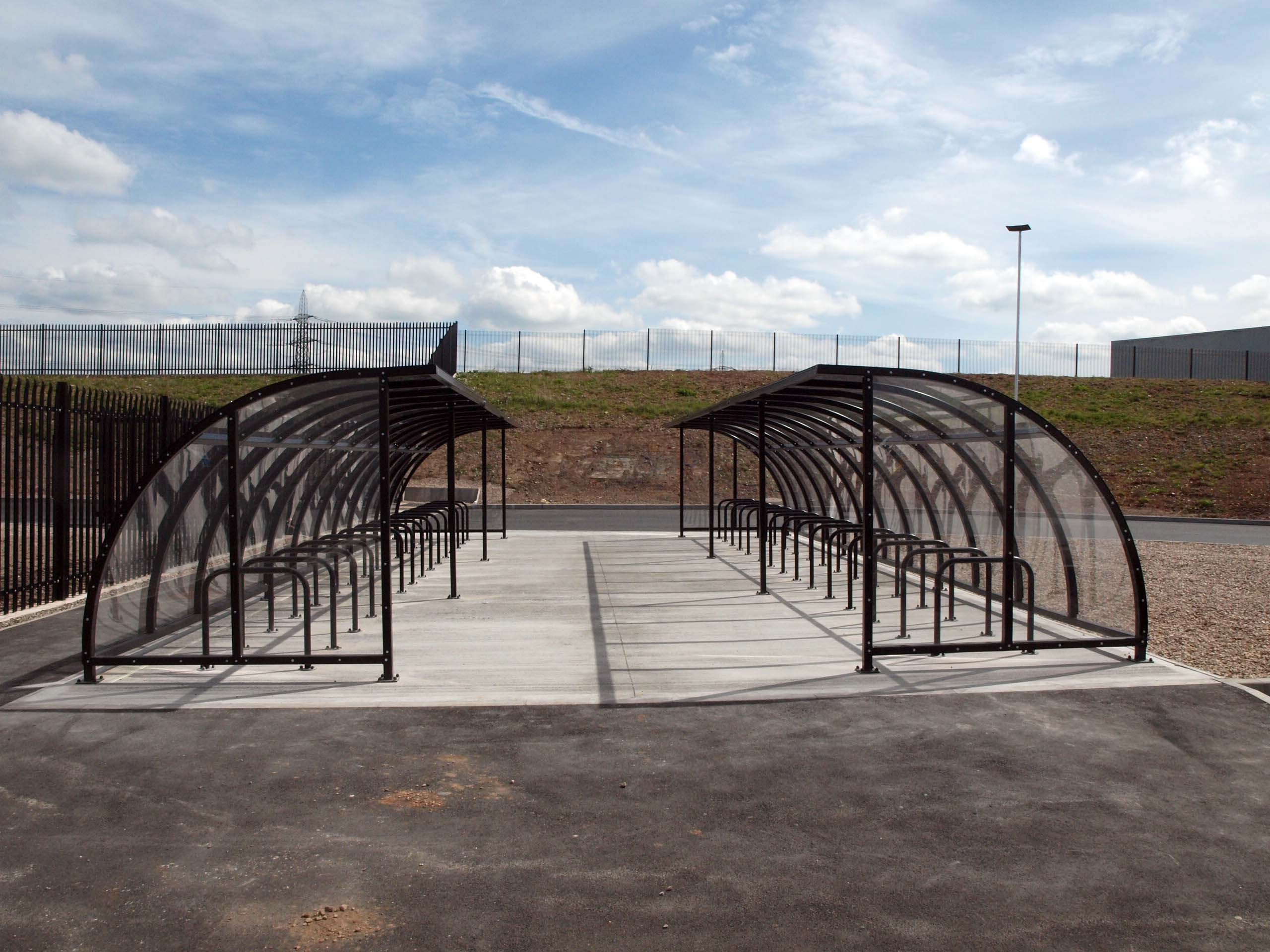 BMW/MINI manufacturing plant installs new Cycle Storage facility article image