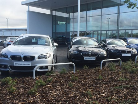 AUTOPA secure BMW/MINI, Leeds using their Access Control products article image
