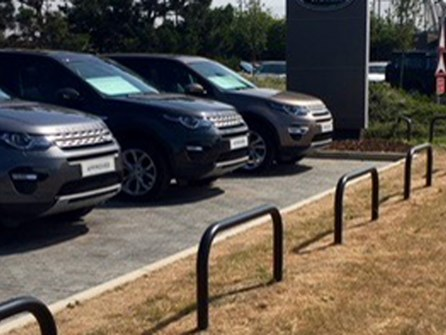 Jaguar Land Rover, Reading gallery image